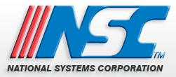 National Systems Corporation Logo